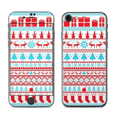 Apple iPhone 8 Skin - Comfy Christmas