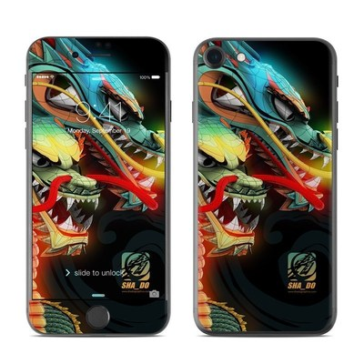 Apple iPhone 8 Skin - Dragons