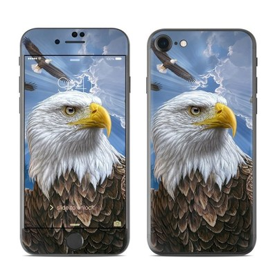 Apple iPhone 8 Skin - Guardian Eagle