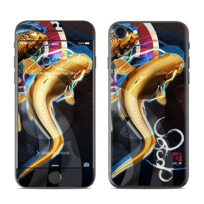 Apple iPhone 8 Skin - Namazu and Koi