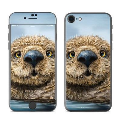 Apple iPhone 8 Skin - Otter Totem