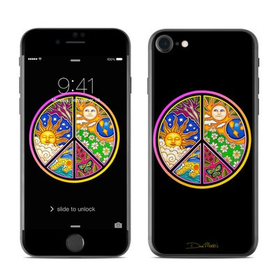 Apple iPhone 8 Skin - Peace Sign