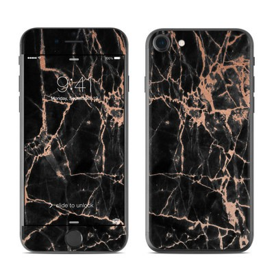 Apple iPhone 8 Skin - Rose Quartz Marble