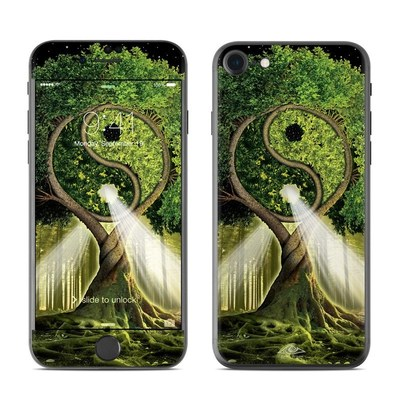Apple iPhone 8 Skin - Yin Yang Tree