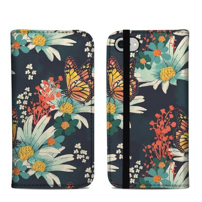 Apple iPhone 8 Folio Case - Monarch Grove