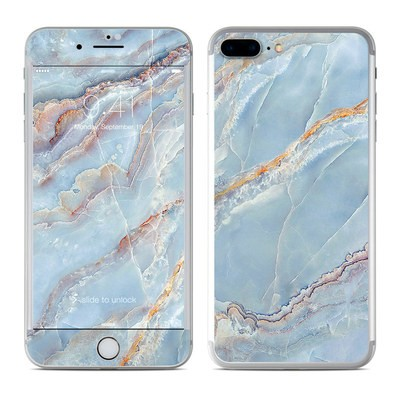 Apple iPhone 8 Plus Skin - Atlantic Marble
