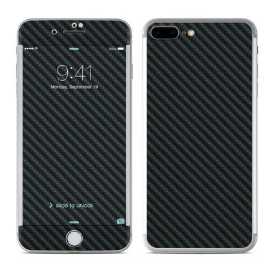 Apple iPhone 8 Plus Skin - Carbon