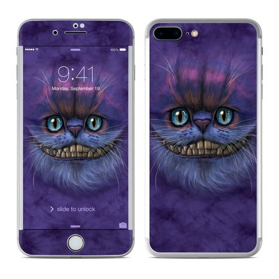 Apple iPhone 8 Plus Skin - Cheshire Grin