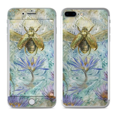 Apple iPhone 8 Plus Skin - When Flowers Dream