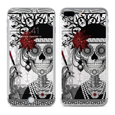 Apple iPhone 8 Plus Skin - Mrs Gloria Vanderbone