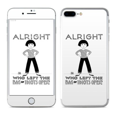 Apple iPhone 8 Plus Skin - Bag of Idiots