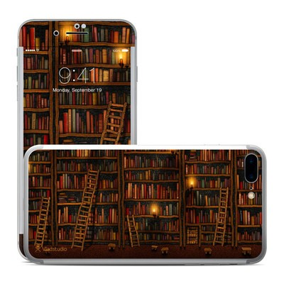 Apple iPhone 8 Plus Skin - Library