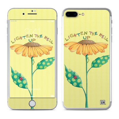 Apple iPhone 8 Plus Skin - Lighten Up