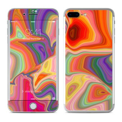 Apple iPhone 8 Plus Skin - Mind Trip