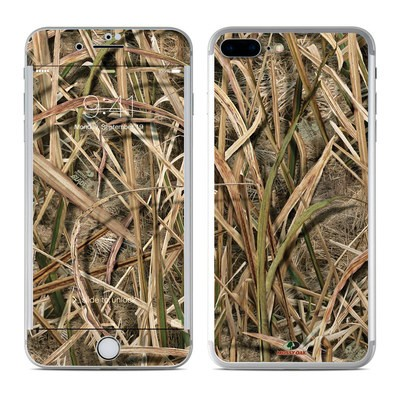 Apple iPhone 8 Plus Skin - Shadow Grass Blades