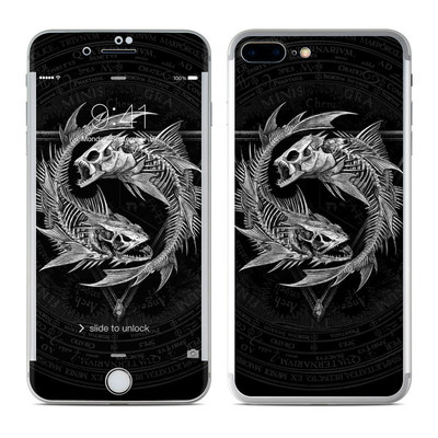 Apple iPhone 8 Plus Skin - Piscea
