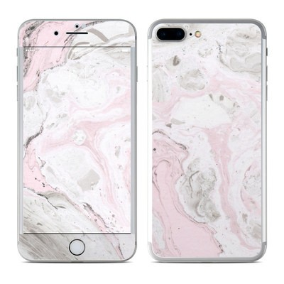Apple iPhone 8 Plus Skin - Rosa Marble