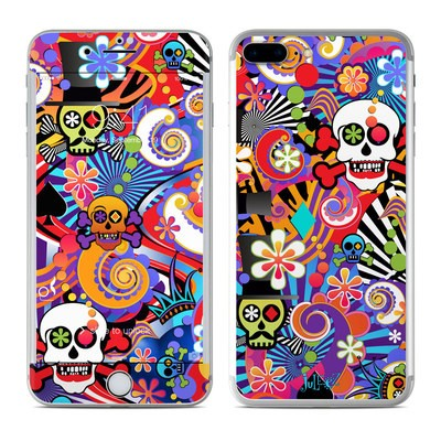 Apple iPhone 8 Plus Skin - Skull Squad