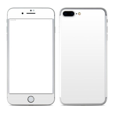Apple iPhone 8 Plus Skin - Solid State White