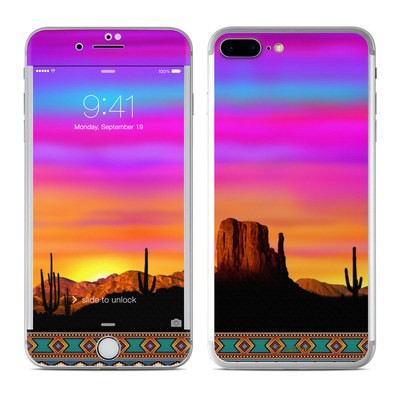 Apple iPhone 8 Plus Skin - South West