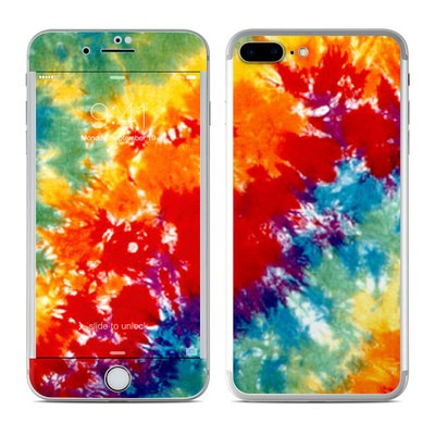 Apple iPhone 8 Plus Skin - Tie Dyed