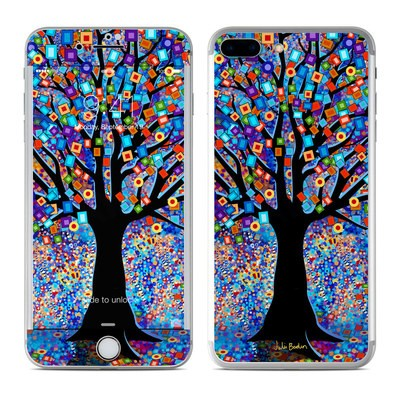 Apple iPhone 8 Plus Skin - Tree Carnival