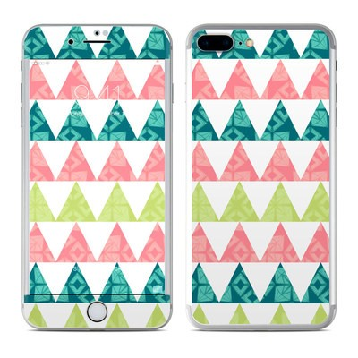 Apple iPhone 8 Plus Skin - Triangle Slice