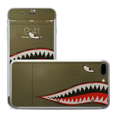 Apple iPhone 8 Plus Skin - USAF Shark