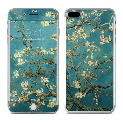 Apple iPhone 8 Plus Skin - Blossoming Almond Tree