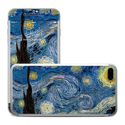 Apple iPhone 8 Plus Skin - Starry Night