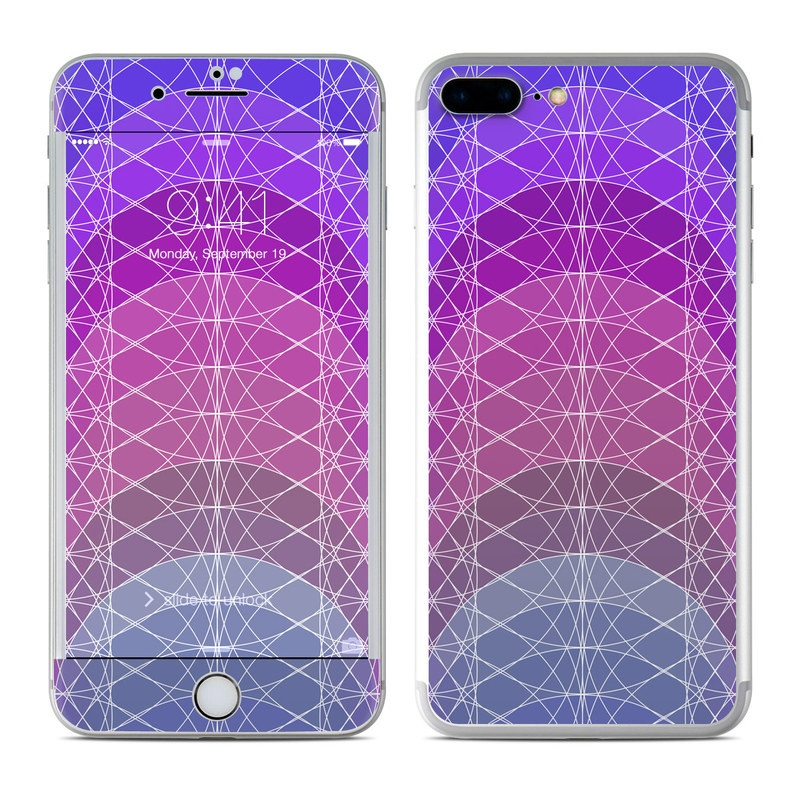 info for aa34b e2141 Apple iPhone 8 Plus Skin - Mulberry