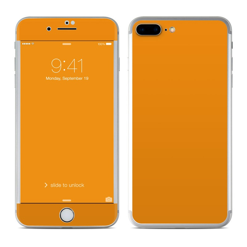iphone 8 plus case orange