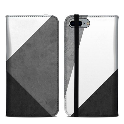 Apple iPhone 8 Plus Folio Case - Slate