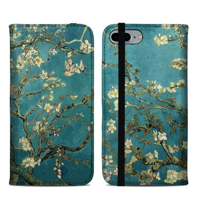 Apple iPhone 8 Plus Folio Case - Blossoming Almond Tree