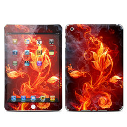 Apple iPad Mini Skin - Flower Of Fire