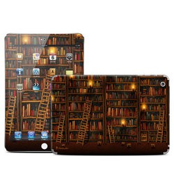 Apple iPad Mini Skin - Library