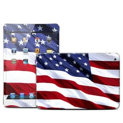 Apple iPad Mini Skin - Patriotic