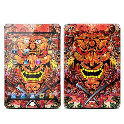 Apple iPad Mini Skin - Asian Crest