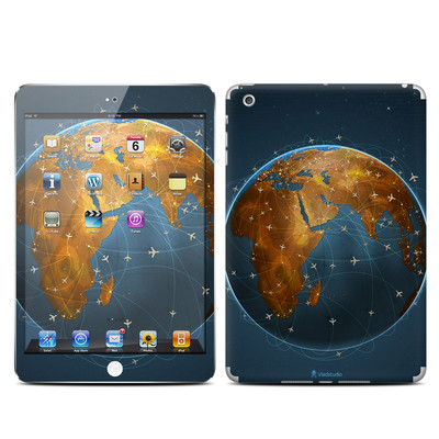 Apple iPad Mini Skin - Airlines