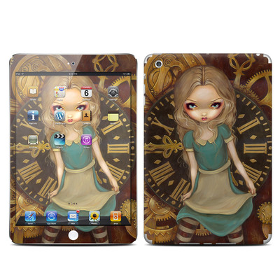 Apple iPad Mini Skin - Alice Clockwork