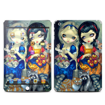 Apple iPad Mini Skin - Alice & Snow White
