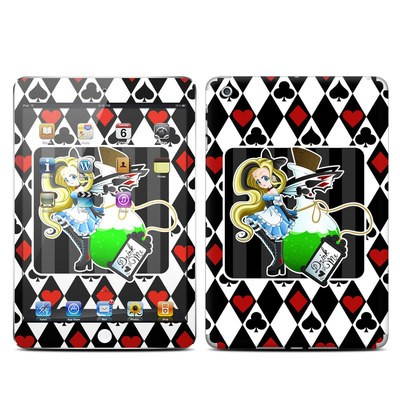 Apple iPad Mini Skin - Alice