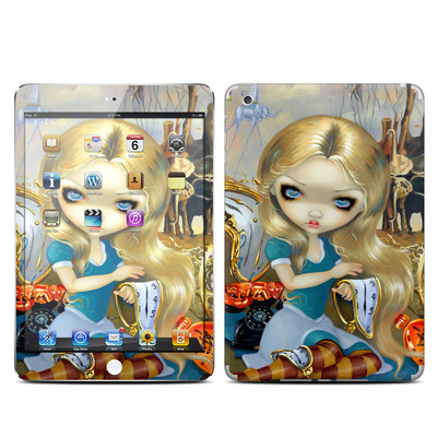 Apple iPad Mini Skin - Alice in a Dali Dream