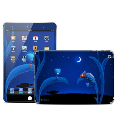 Apple iPad Mini Skin - Alien and Chameleon