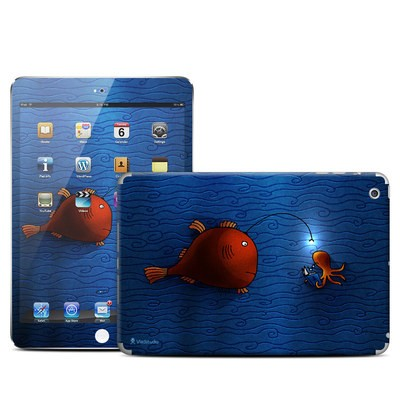 Apple iPad Mini Skin - Angler Fish