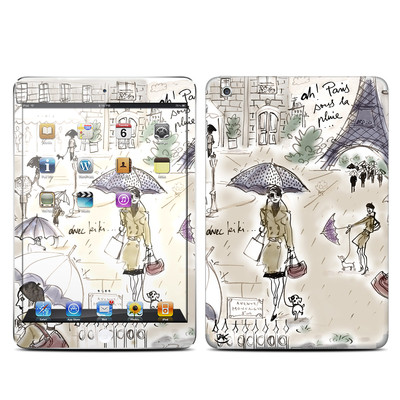 Apple iPad Mini Skin - Ah Paris