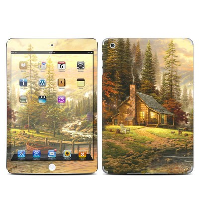 Apple iPad Mini Skin - A Peaceful Retreat
