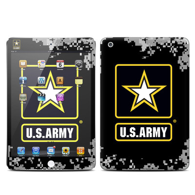 Apple iPad Mini Skin - Army Pride