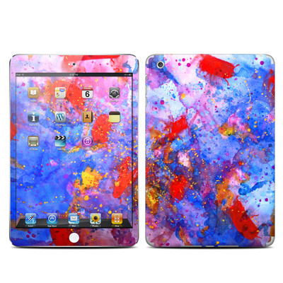 Apple iPad Mini Skin - Aqua-ese