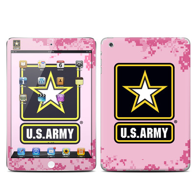 Apple iPad Mini Skin - Army Pink
